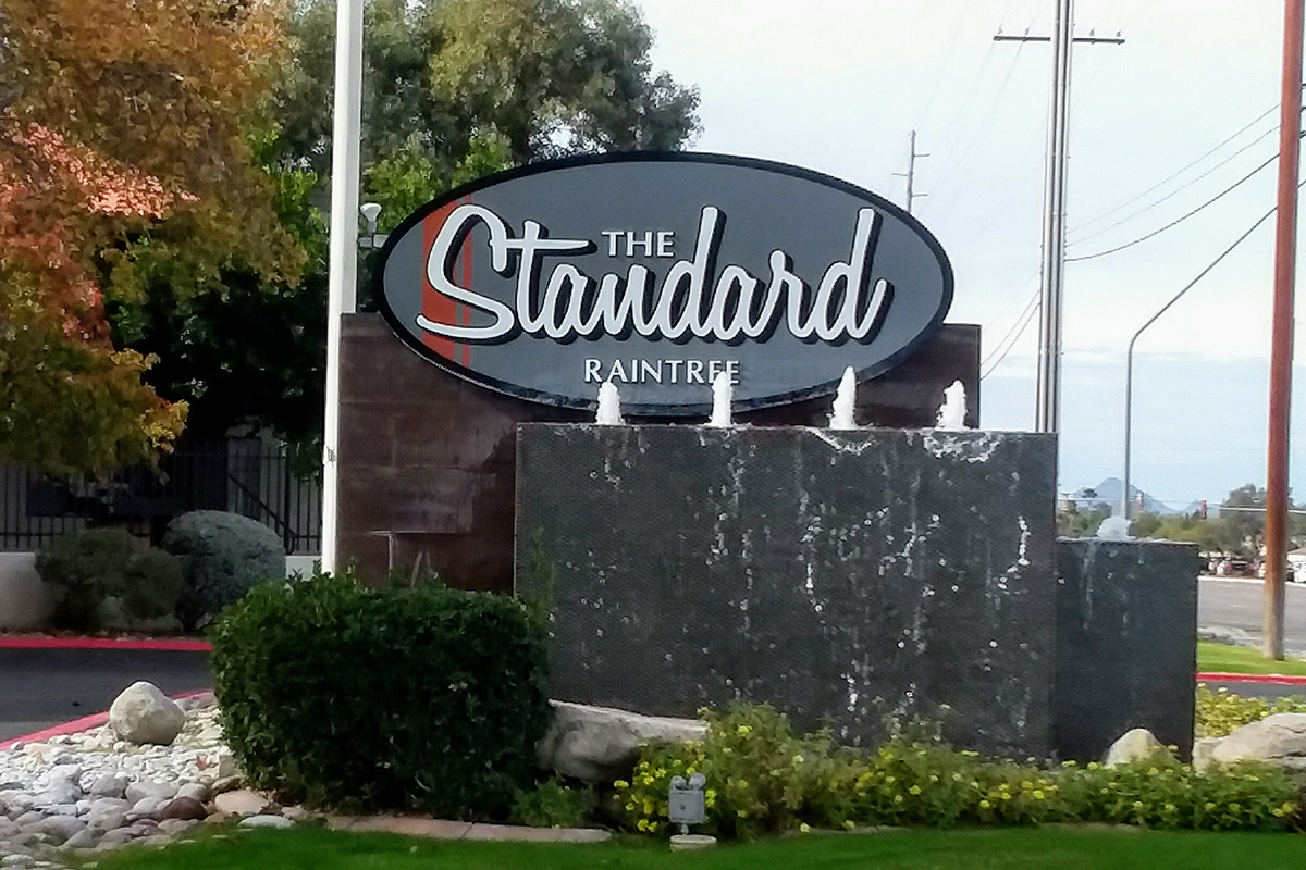 The Standard Raintree Apartments