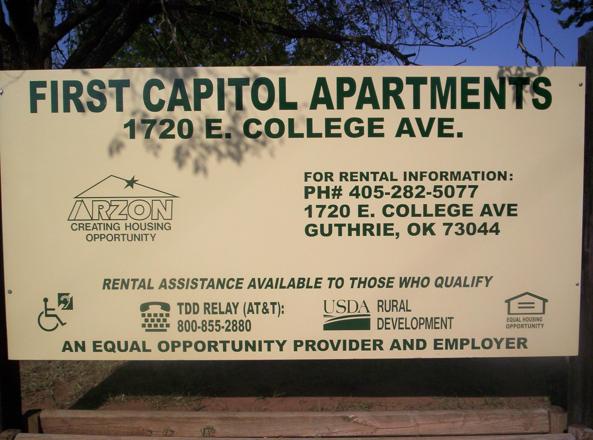 First Capitol Apartments