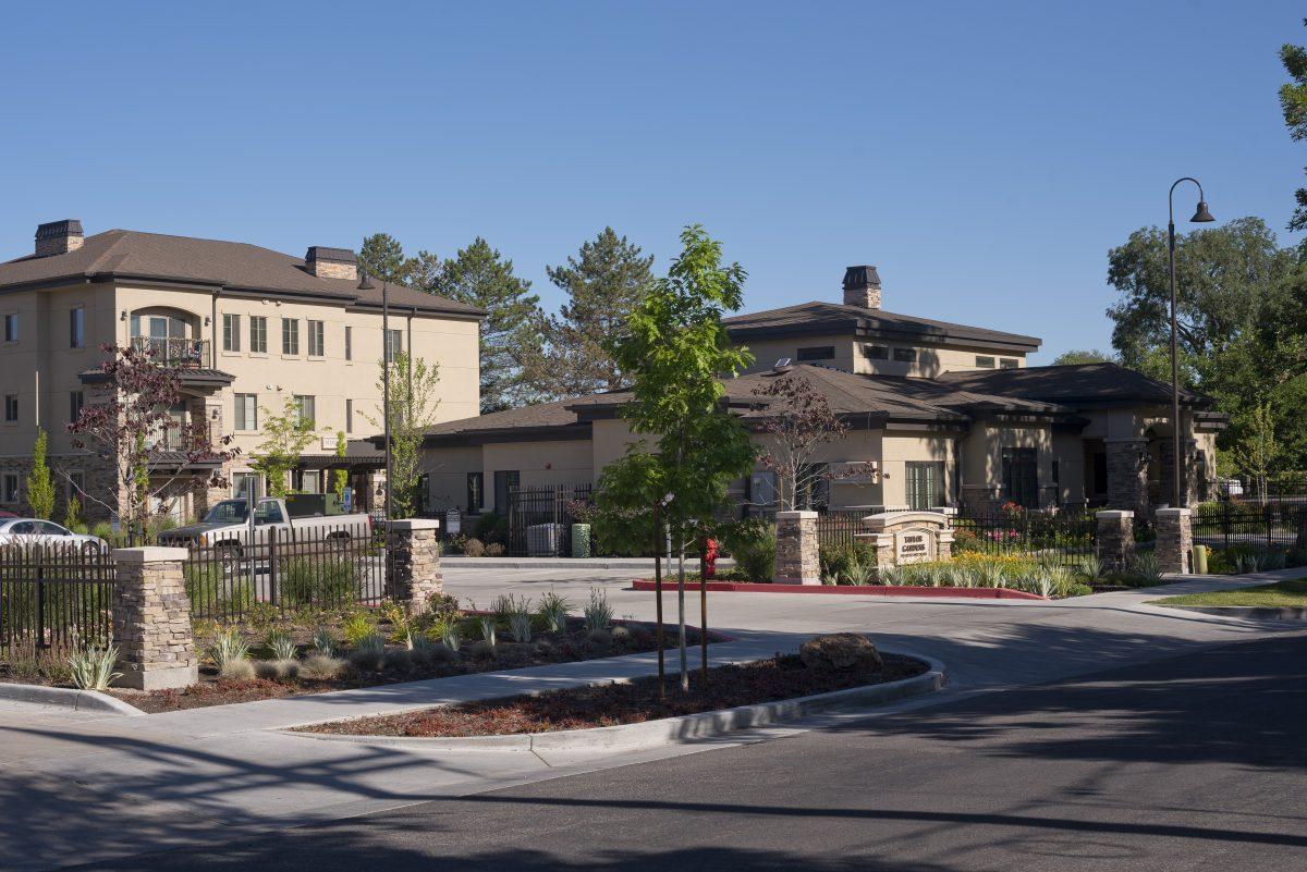 Taylor Gardens - Senior Housing