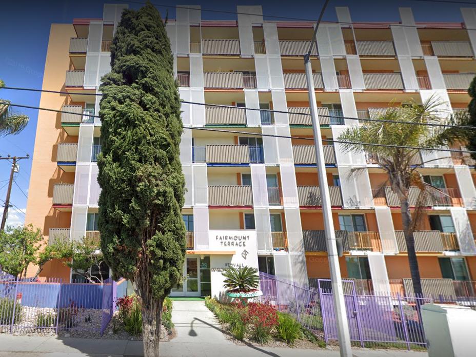 Fairmount Terrace II Affordable Apartment