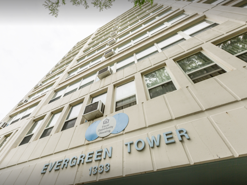 Evergreen Tower Affordable Apartments