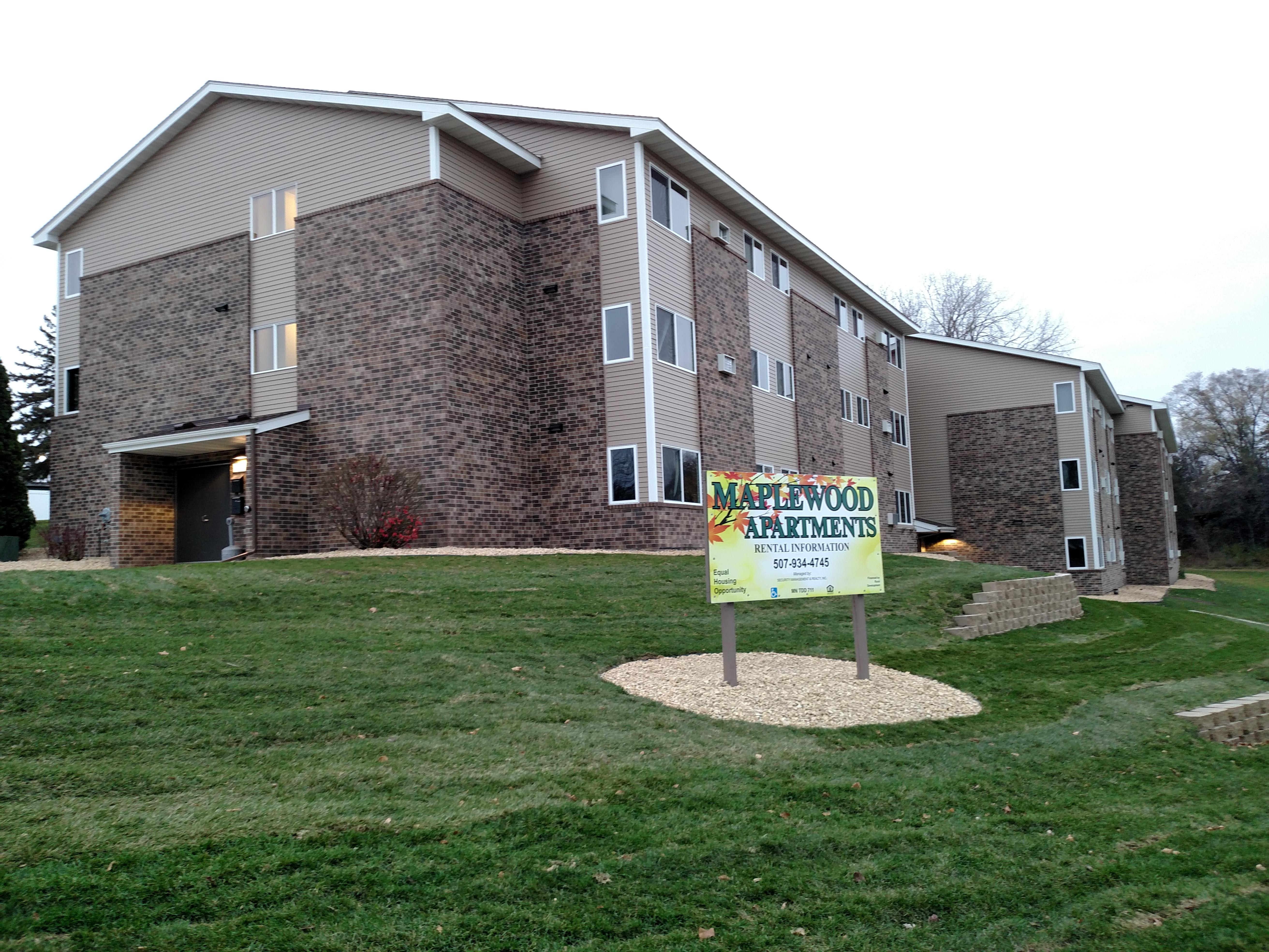 Maplewood Affordable Apartments