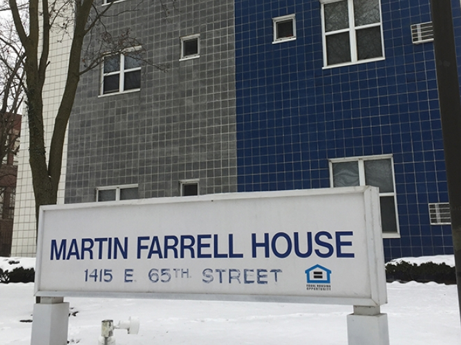 Father Martin Farrell House Affordable Apts.