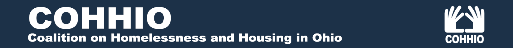 Coalition On Homeless And Housing In Ohio