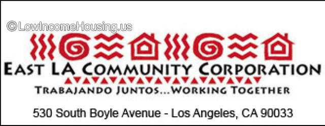 East L A Community Corporation