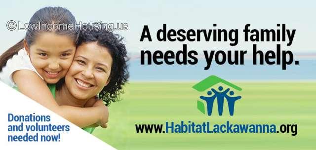 Habitat For Humanity Of Lackawanna County