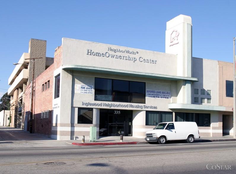 Inglewood Neighborhood Housing Services Inc