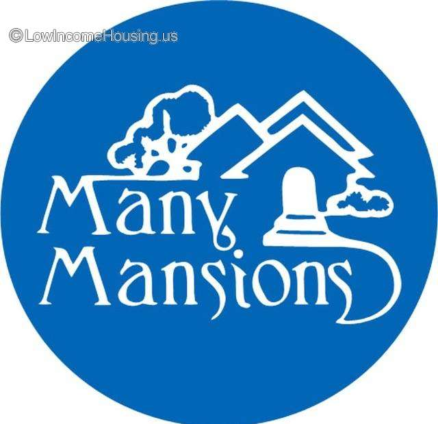 Many Mansions A California Non Profit Corporation
