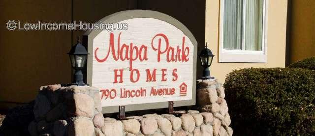 Napa Park Homes