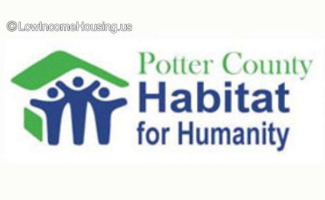 Potter County Habitat For Humanity
