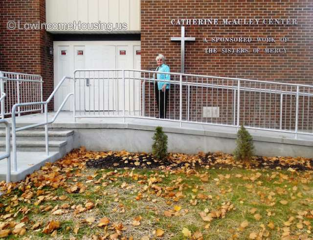 Sisters Of Mercy/The Catherine McAuley Center