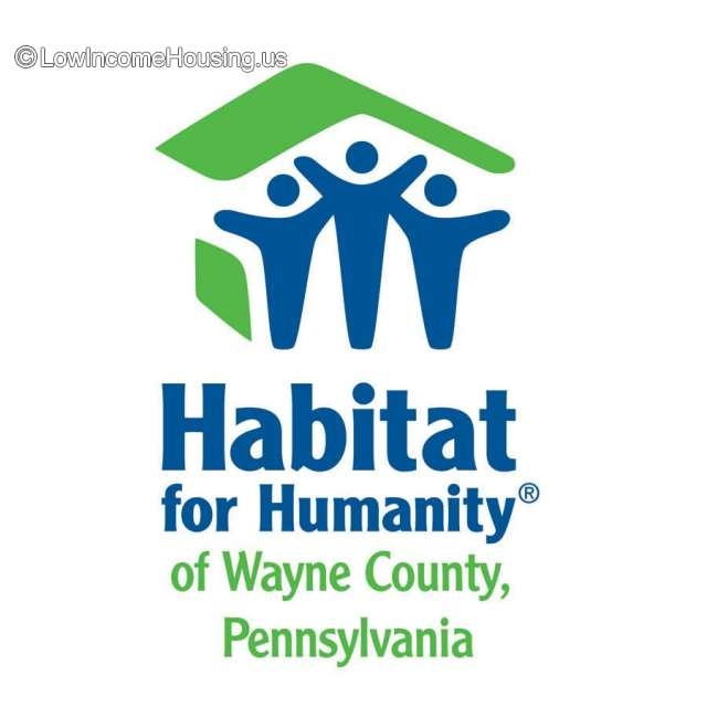 Habitat For Humanity Of Wayne County Pa 827 Church St