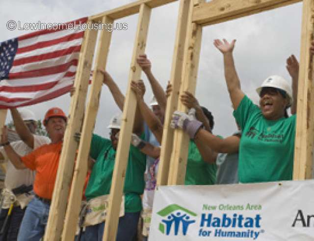 Yuba/Sutter, Habitat For Humanity