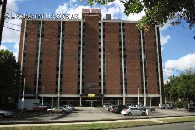 Birmingham Towers Senior Apartments
