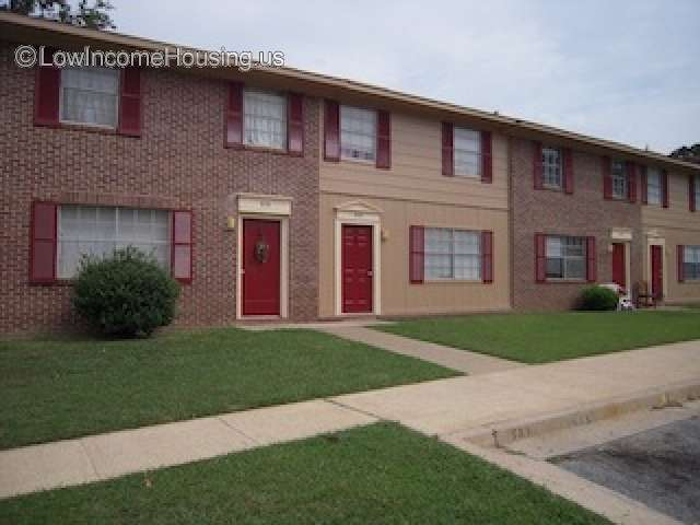 Talladega Downs Apartments