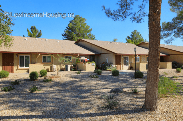 Low Income Senior Housing Flagstaff Az