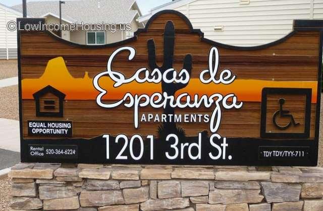 Casas De Esperanza