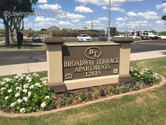 Broadway Terrace   Senior Apartments