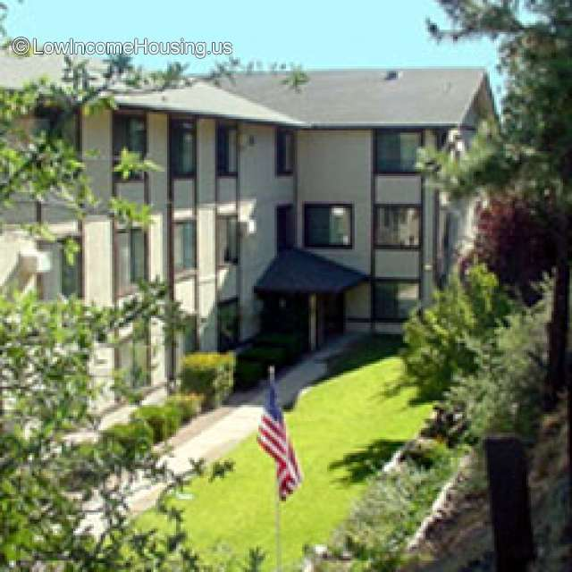 Low Income Apartments Listing: 117 Cory Ave, Prescott, AZ