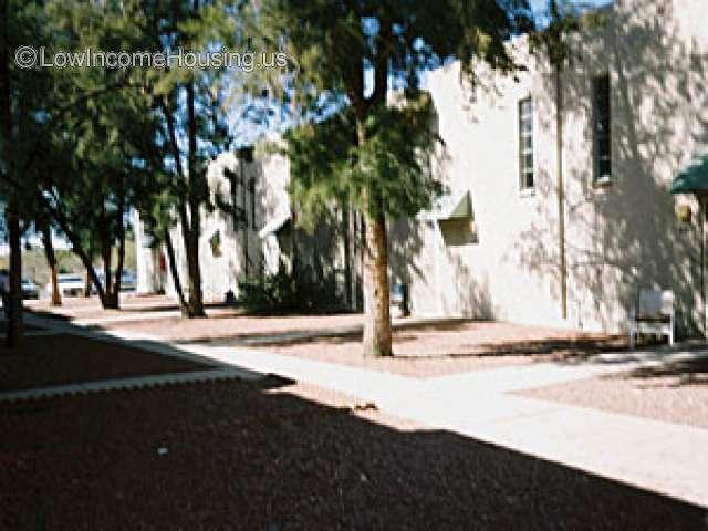 Low Income Apartments Tucson Az