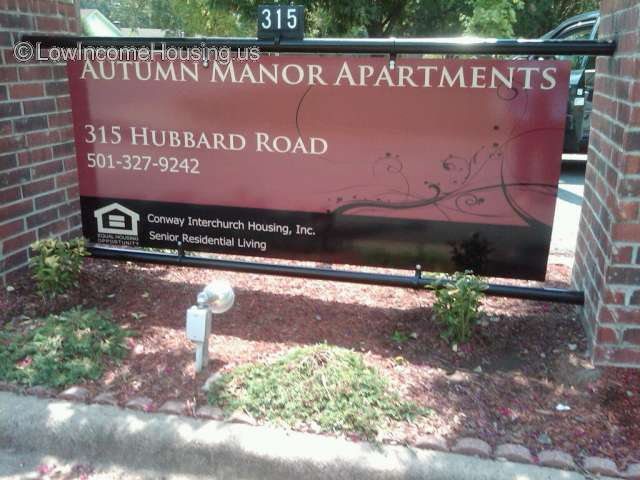 Autumn Manor Senior Apartments