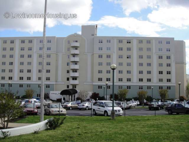 Gorman Towers Senior Apartments