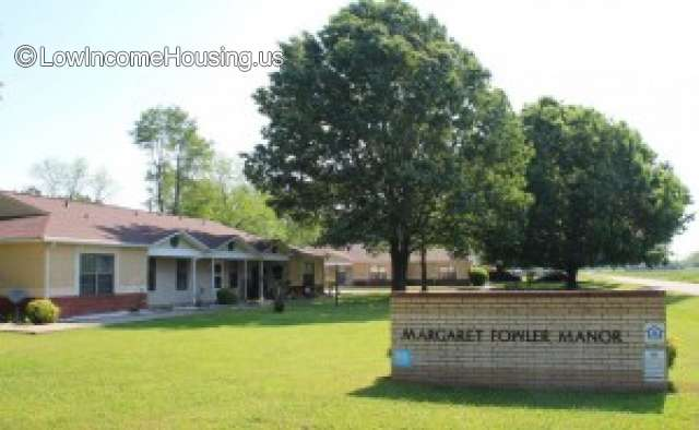 Margaret Fowler Manor Senior Apartments