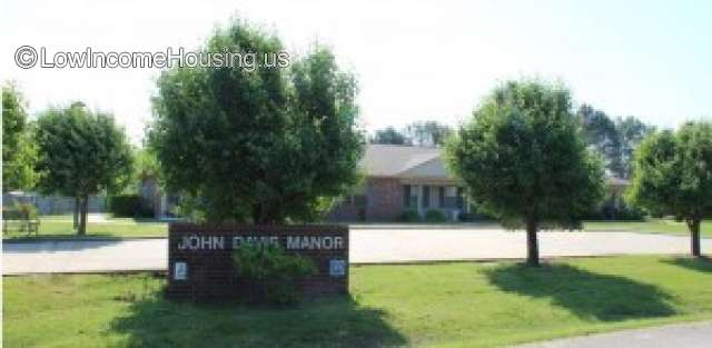 John Davis Manor Senior Apartments