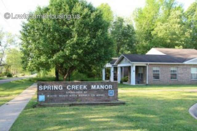 Spring Creek Manor Senior Apartments