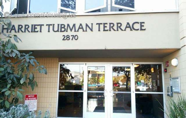 Harriet Tubman Terrace