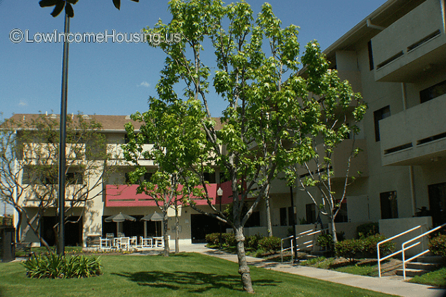 Low Income Senior Housing Downey Ca