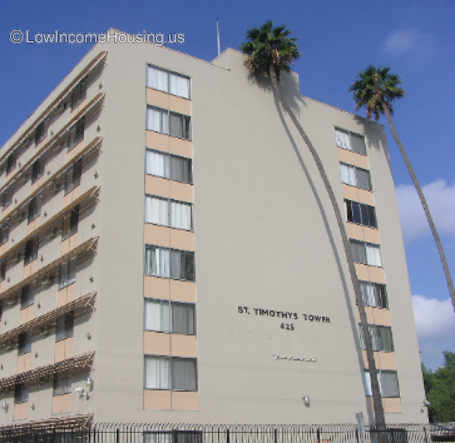 Low Income Apartments Listing: 425 S. Oleander Ave, Compton, CA