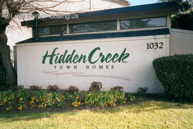 Hidden Creek Townhomes