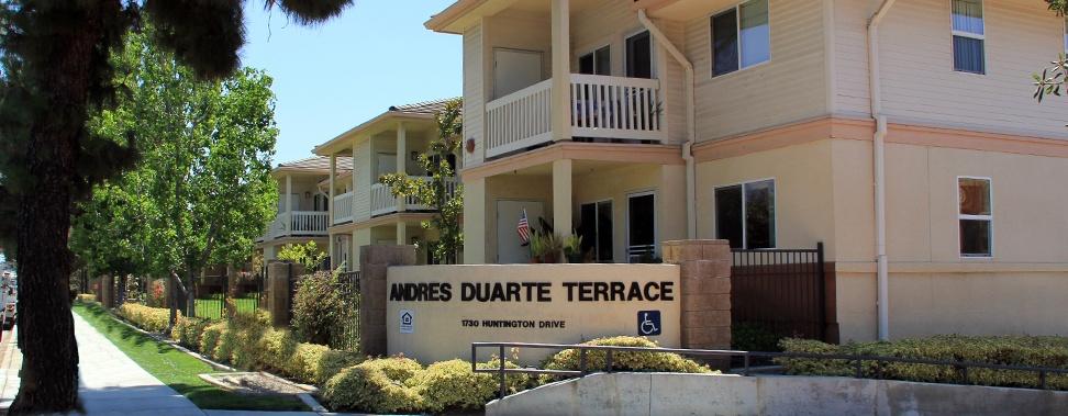 Andres Duarte Terrace - Senior Apartments