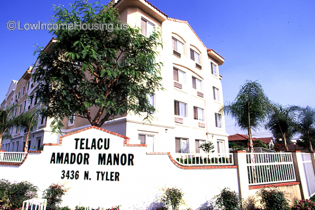 TELACU Amador Manor - Senior Apartments