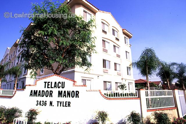 TELACU Amador Manor - Senior Apartments