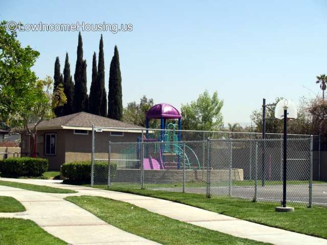 Low Income Senior Housing Fontana Ca