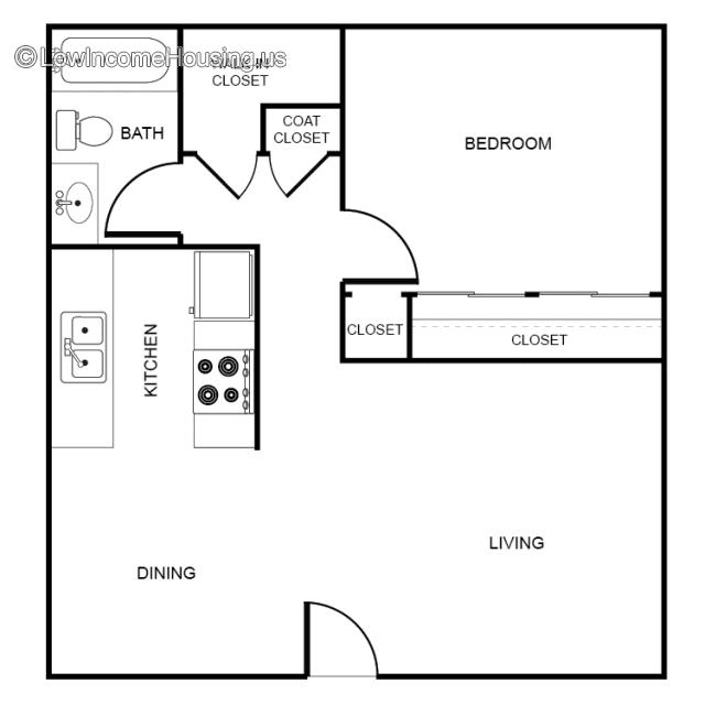 Fresno CA Low Income Housing