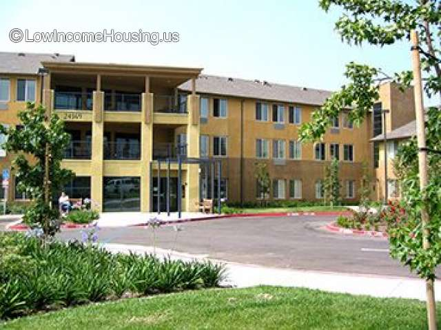 Eucalyptus Towers Co-op - Senior Housing