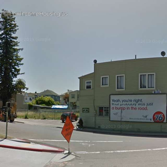 Low Income Senior Housing Hayward Ca