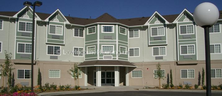 Mountain Vistas Apartments for Seniors