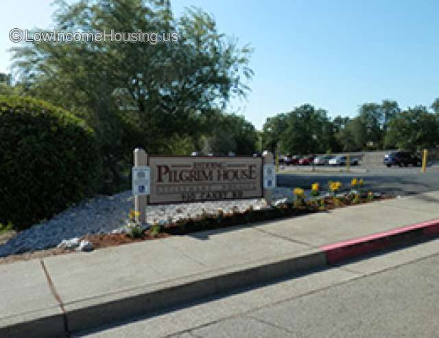 Redding Pilgrim Apartment for Seniors