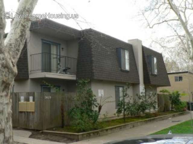 2410 C Street Apartments