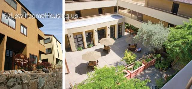 Martinelli House - Senior Apartments