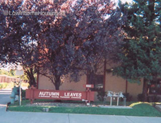 Vacaville Autumn Leaves for Seniors