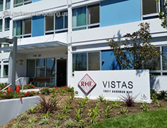 Vistas Apartments for Seniors