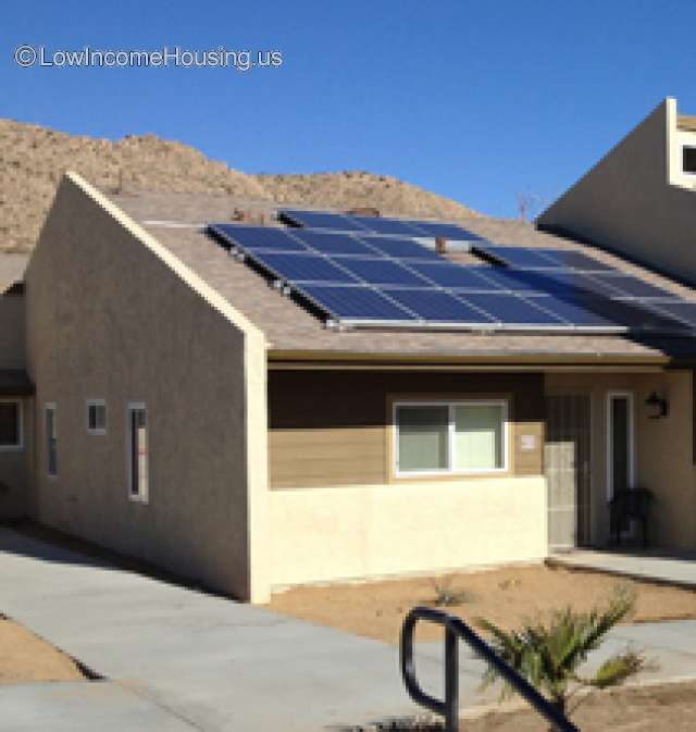 Cheap Low Income Apartments: 6947 Mohawk Trail, Yucca Valley, CA