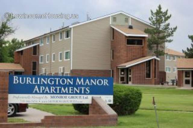 Burlington Manor