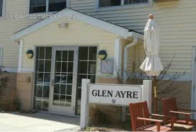 Glen Ayre Apartments.