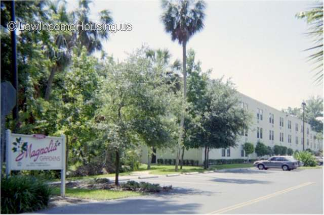 Daytona Beach Housing Authority Apartments